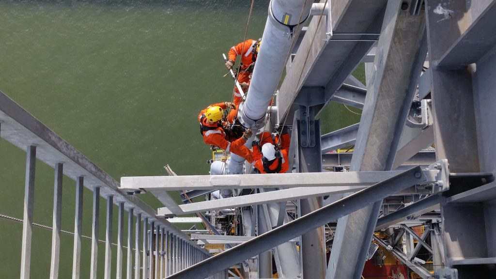 industrial rope access