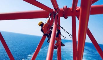 Inspectie Offshore